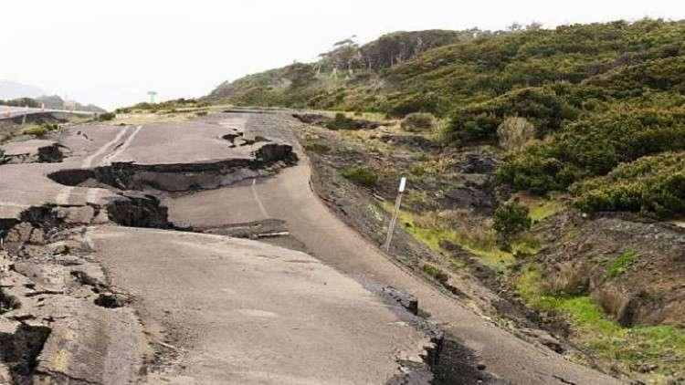 لماذا تحدث الكثير من الزلازل في الأماكن