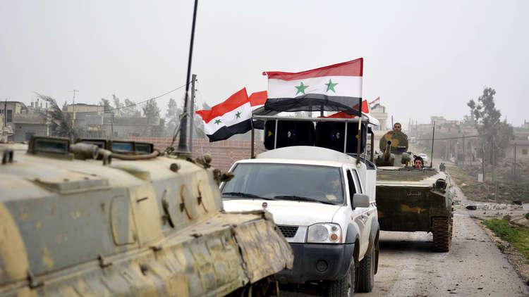 أنباء عن استعدادات الجيش السوري لدخول منبج