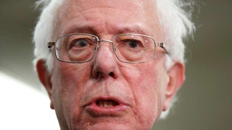 السيناتور اليساري بيرني ساندرز يتهم أثرياء الحزب الديمقراطي بإعاقة ترشحه للرئاسة الأمريكية