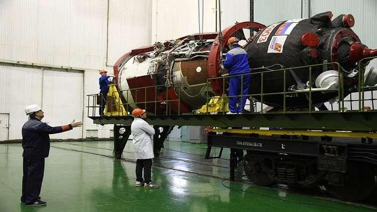 تصميم صاروخ روسي فائق الثقل يعمل بالوقود الصلب
