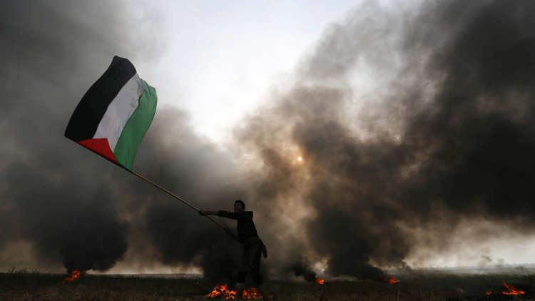مقتل فلسطيني وإصابة 8 برصاص إسرائيلي في غزة