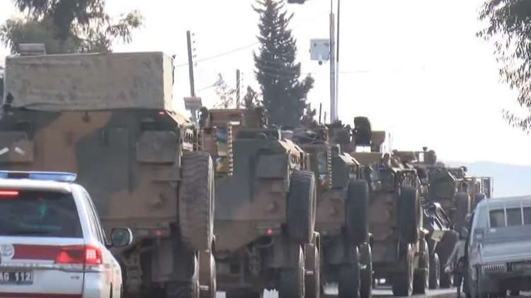 القوات التركية تدخل جرابلس شمال سوريا
