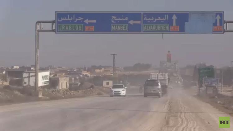 هدوء حذر وترقب في مدينة منبج السورية