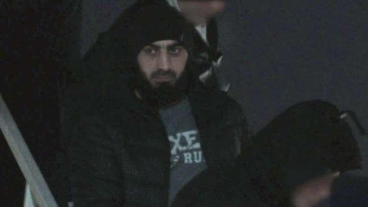 نادر داوودوف الذي تم تسليمه للسلطات الروسية