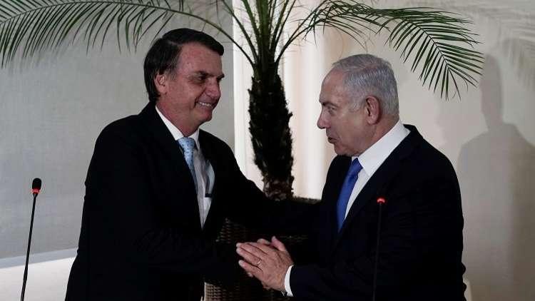 فلسطين تسعى لإجهاض نقل سفارة البرازيل إلى القدس