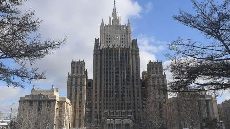 موسكو تخطر السفارة الأمريكية باعتقال مواطن أمريكي بتهمة التجسس