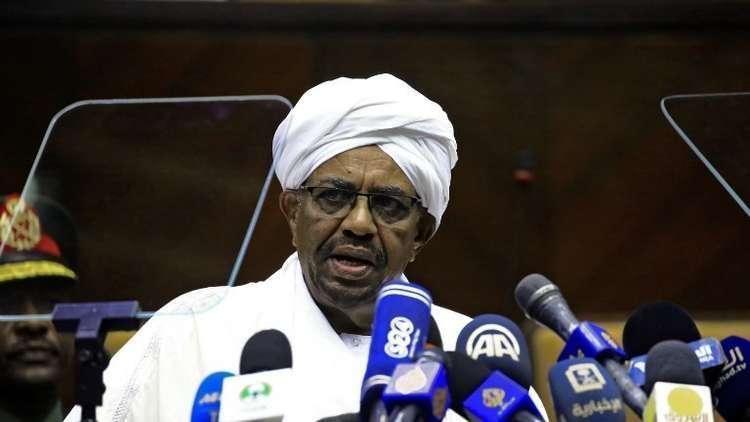 الرئيس السوداني يدعو المعارضة للمشاركة في بناء البلاد