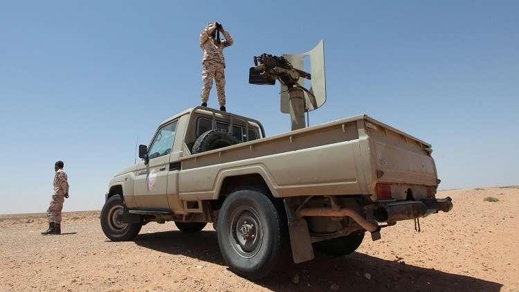 مسلحون تشاديون يهاجمون اللواء العاشر في الجيش الليبي