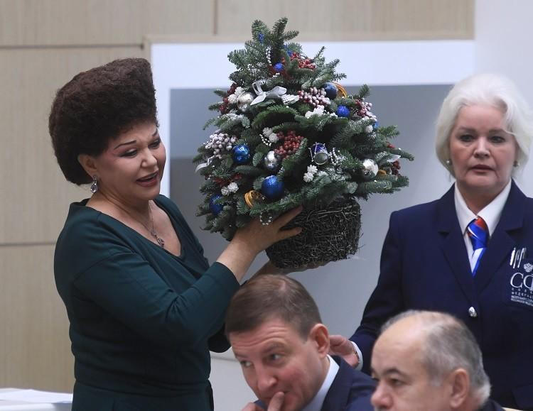 البرلمانية وتسريحة الشعر