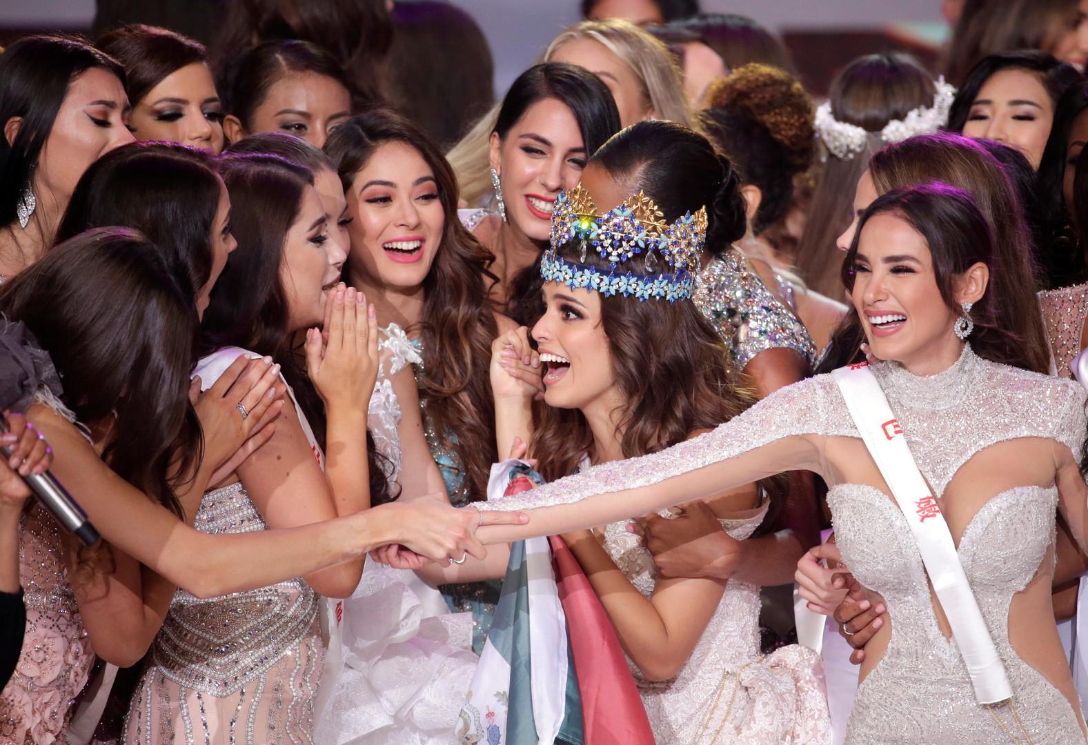 بالصور.. 118 فتاة تنافسن على لقب ملكة جمال العالم والفائزة مكسيكية!