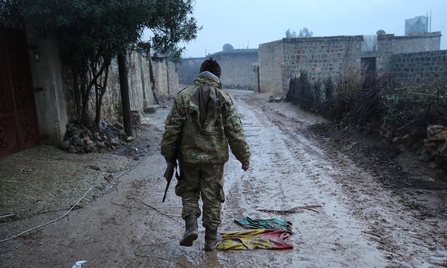 من انتصارات ميدانية نحو كسر العزلة.. أبرز ما جاء على الساحة السورية عام 2018