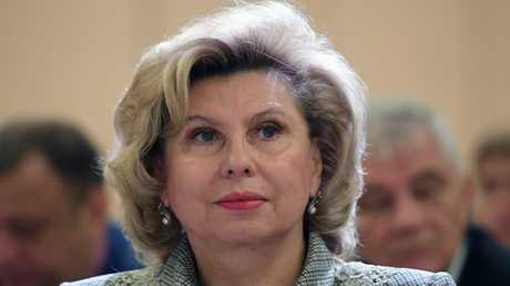 مفوضة حقوق الإنسان في روسيا تاتيانا موسكالكوفا