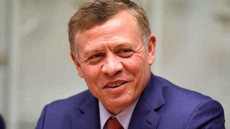 الملك الأردني عبد الله الثاني