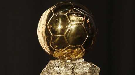 الكشف عن برنامج حفل جائزة الكرة الذهبية