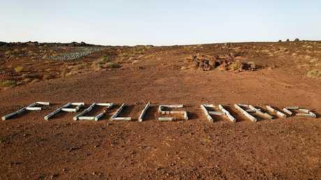صحراء تندوف - أرشيف -