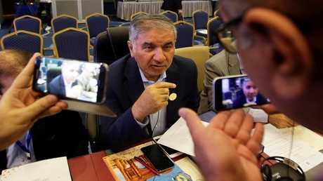 ممثل إيران في مجلس محافظي منظمة أوبك حسين كاظم بور أردبيلي
