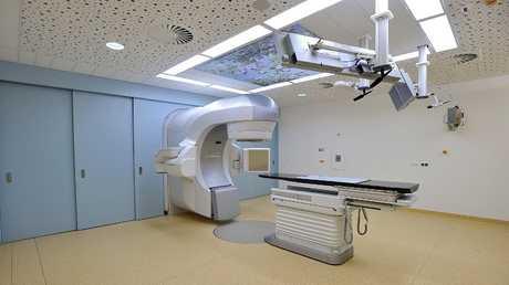 جهاز العلاج بالإشعاع