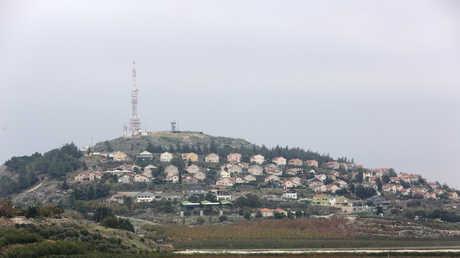 الحدود بين إسرائيل ولبنان