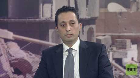 عضو الوفد الليبي محمد القيلوشي
