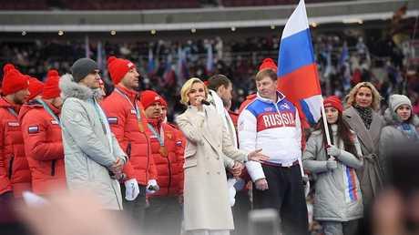 الإعلان عن أفضل رياضي ورياضية في روسيا عام 2018