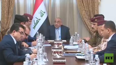 استعصاء عقدة حكومة عبد المهدي