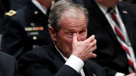 الرئيس الأمريكي الأسبق جورج بوش الابن