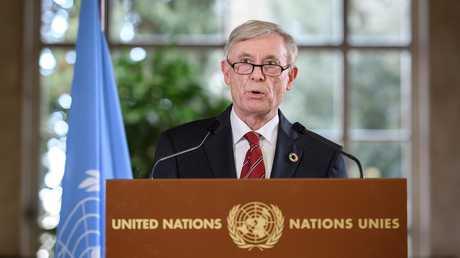 المبعوث الأممي هورست كولر