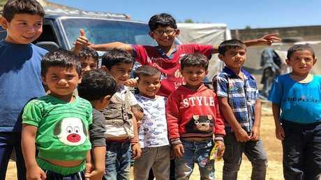 أطفال لاجئين سوريين في لبنان (أرشيف)