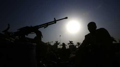 قوات سودانية- أرشيف