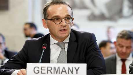وزير الخارجية الألماني هيكو ماس
