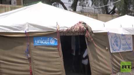 الأزمة الإنسانية في اليمن خارج السيطرة