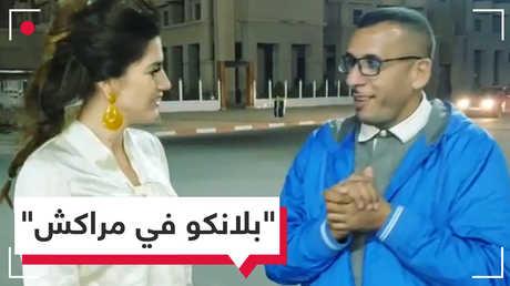 شاهد.. نجمة أمريكية تعجب بسائق تاكسي مغربي في مراكش!