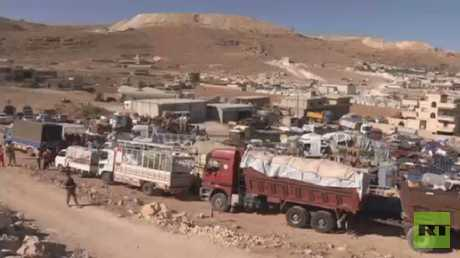 لبنان يواصل تنظيم عودة النازحين السوريين