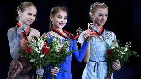 هيمنة روسية على جائزة