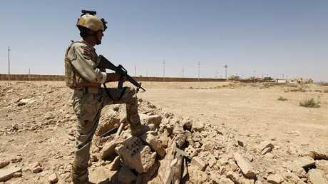 الحدود العراقية - السورية - أرشيف