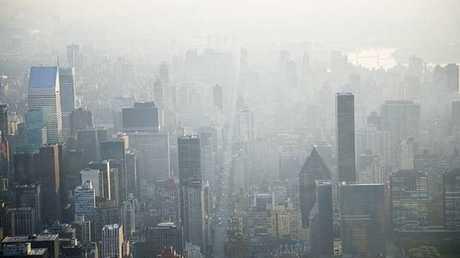 الهواء الملوث يهدد الحوامل بالإجهاض