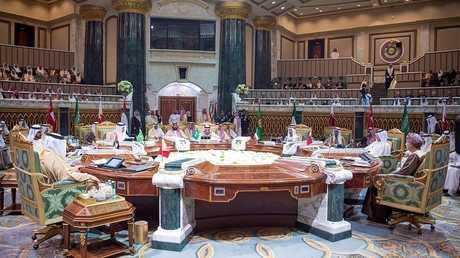 قمة دول مجلس التعاون الخليجي في الرياض