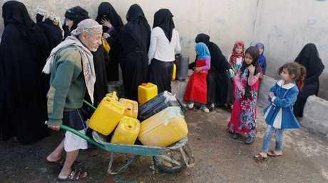 اليمن  - أرشيف -