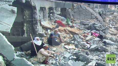 تواصل مطالب الغزيين بإعادة إعمار منازلهم