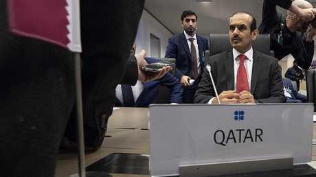 سعد الكعبي وزير الدولة القطري لشؤون الطاقة