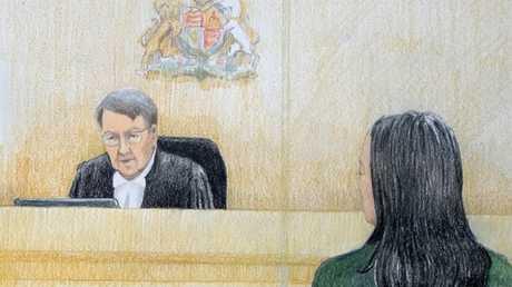 قاض كندي يمنح المديرة المالية لهواوي إطلاق سراح مشروطاً