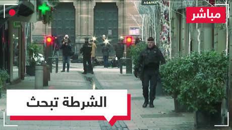 350 شرطيا فرنسيا يبحثون عن منفذ هجوم ليلة أمس بستراسبورغ