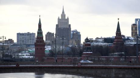 موسكو تعزي باريس بضحايا هجوم ستراسبورغ