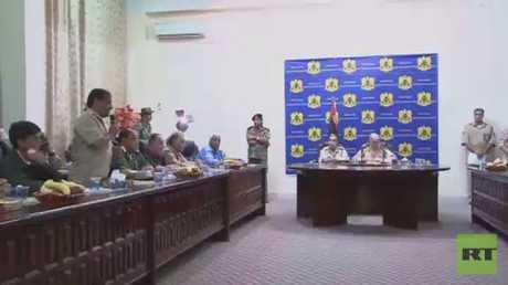 خليفة حفتر يجري مباحثات في القاهرة