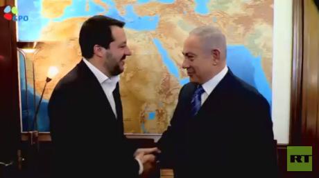 نتنياهو يدعو للتعامل مع حزب الله بصرامة