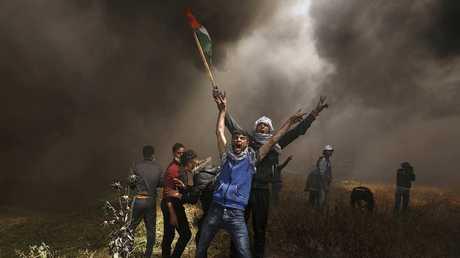 منظمة التحرير الفلسطينية وحركة فتح تدعوان المواطنين الفلسطينيين إلى تصعيد شامل ضد القوات الإسرائيلية