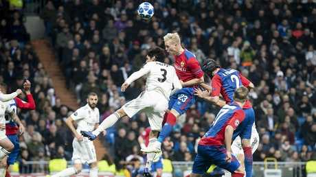 ريال مدريد يتلقى ضربة موجعة بعد صفعة تسيسكا موسكو وعشية كأس العالم للأندية