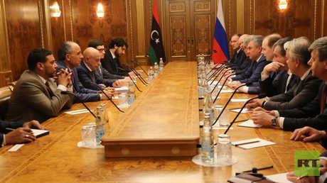 صالح: ليبيا بحاجة إلى دعم روسيا لتدريب العسكريين