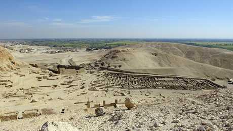مقبرة مصرية قديمة