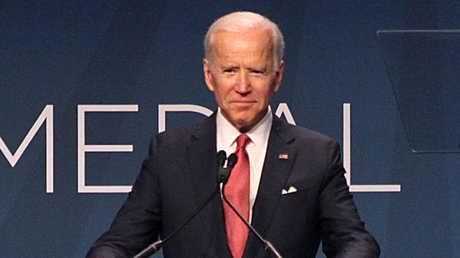 نائب الرئيس الأمريكي السابق جو بايدن